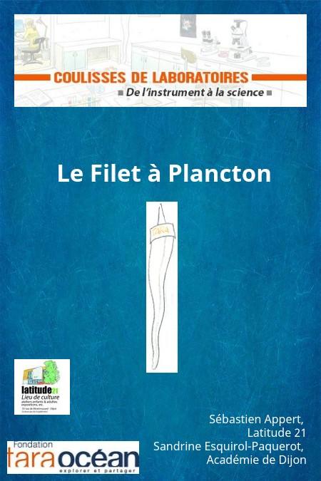 Filet à Plancton
